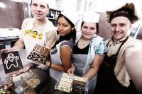 Choco-Story muzeum - čokoládový zážitek v centru Prahy