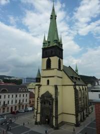 Kostel Nanebevzetí Panny Marie Ústí nad Labem