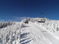 Nové možnosti pro milovníky lyžování na 190 kilometrech sjezdovek a 34 lanovkách a 141 vlecích