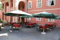 Zámecká restaurace Dobříš - dobrá zveřina Petron