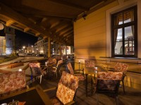 Restaurace Podhrad - dobrá zveřina Petron