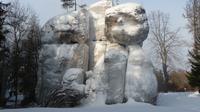 Adršpašské skály jsou krásné i v zimě!