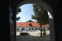 Moravské Budějovice - brána Podyjí