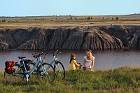 Nečekaná jedinečnost: Objevte Lužickou jezerní krajinu na kole