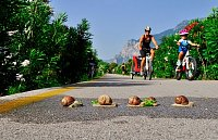 5 cyklistických tras pro rodiny v oblasti Lago di Garda Trentino