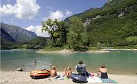 Plaže u Jezera Garda Trentino
