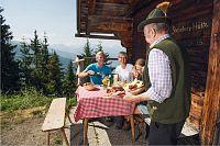 Přírodní park Zillertalské Alpy je kousek ráje na zemi
