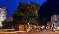 Pevnost v Riva del Garda a muzeum Mag