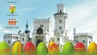 Velikonoce na Hluboké letos znovu nabídnou unikátní obří kraslice