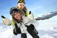 Nejlepší lyžařská střediska pro páry, rodiny a skupiny