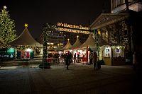 Vánoční trhy, advent - Berlín 2017