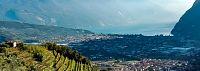 Zimní treking na jezeře Garda