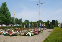 Pietní vzpomínka k 74. výročí vyhlazení obce Lidice