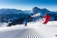 Pět lyžařských rezortů v Jižním Tyrolsku, kde si zimní dovolenou skutečně užijete