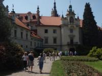 Zámek Průhonice u Prahy