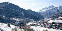 Kde v Jižním Tyrolsku lyžují profesionálové….