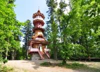 Rozhledna a rozhledová místa Východní Moravy