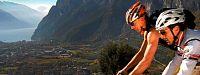 Hurá do pedálu v oblasti Garda Trentino: tři trasy pro tři úrovně přípravy