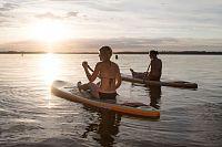 Rodí se nový vodní revír - koupání a vodní sporty na nově vzniklých jezerech