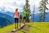 Rodinné dobrodružství na horách s dětmi v Gasteinu