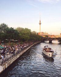 Léto v Berlíně
