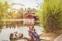 Rodina v Zahradách světa © visitBerlin, Foto, Thomas Kierok