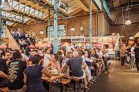 Streetfood Thursday v Markthalle Neun © visitBerlin, Foto Dagmar Schwelle