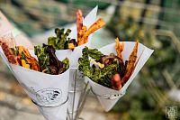 Veggie-Chips z Green Market © The Green Market Berlin