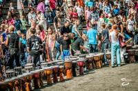 Víkend plný rekordů v Parku Mirakulum platí pro vícerčata, klokaní rodiče i bubeníky