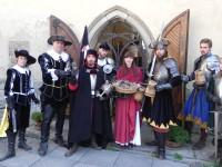 Valdštejnské slavnosti vína na Starých Hradech