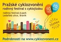Pražské cyklozvonění rozezvoní Prahu 25. září. Přidáte se?