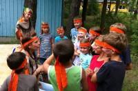 Kinderanimation im Familienpark Senftenberger See, Foto (c) ZV LSB
