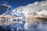 Lyžařské areály v okolí Berchtesgadenu lákají na pestrý výběr sjezdovek