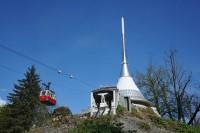 Slavnostní zakončení sezóny miniaturparku Boheminium Mariánské Lázně