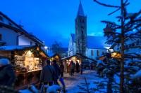 Načerpejte vánoční atmosféru na úpatí Dolomit