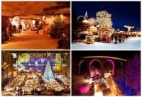 9 nejzvláštnějších vánočních trhů v Evropě