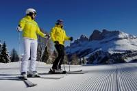 Pět tipů na nejlepší italské lyžování a michelinské novinky
