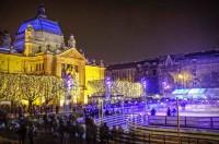 Pět nejhezčích vánočních míst v Chorvatsku
