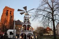 Schwed/oder, vánoční kostel
