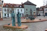 Angermunde - náměstí