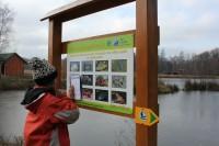 Nová interaktivní stezka: Suchou nohou mezi vodou