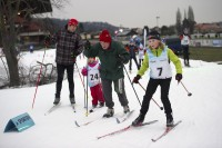 Už pošesté se lyžuje v Praze s koníčky