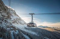 Lanovky na Zugspitze 2962 mnm