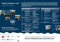 Mezinárodní konference Voda a cestovní ruch