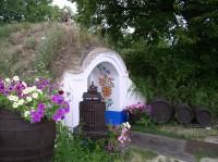 Sklep v Petrově – Plžích; zdroj publikace Krajem vína