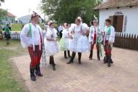 Foto: Tvrdonice: folkolrní akce; archiv obce Tvrdonice