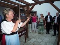Letní setkání u vína - Bošovice; foto: Rostislav Vidlák