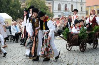 Foto: Slovácké slavnosti vína U. Hradiště; archiv Vinařského fondu