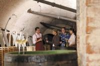 Foto: Salon vín ČR degustace se sommelierem; archiv Vinařského fondu