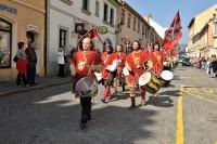 Foto: Litoměřické vinobraní; archiv www.vinazcech.cz